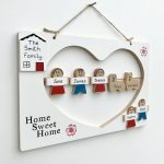 5 Character Family Plaque