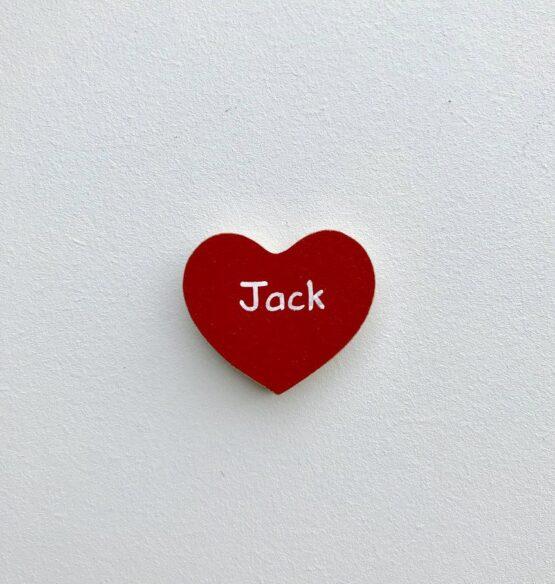 Character - Heart Close up