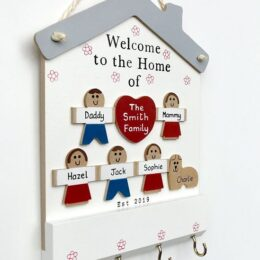 Large Welcome to the Home Plaque