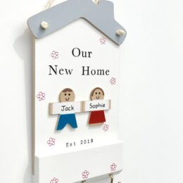 Our New Home Keyholder