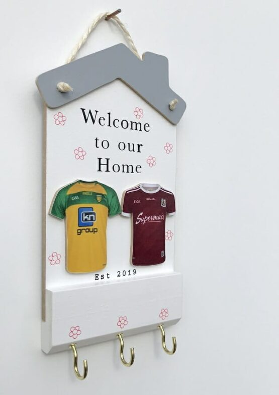 Double Jersey Keyholder