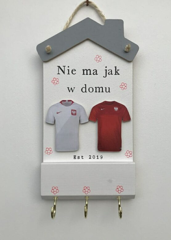 Double Jersey Plaque