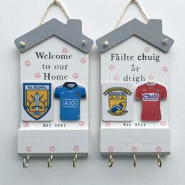 Club Crest KeyHolder