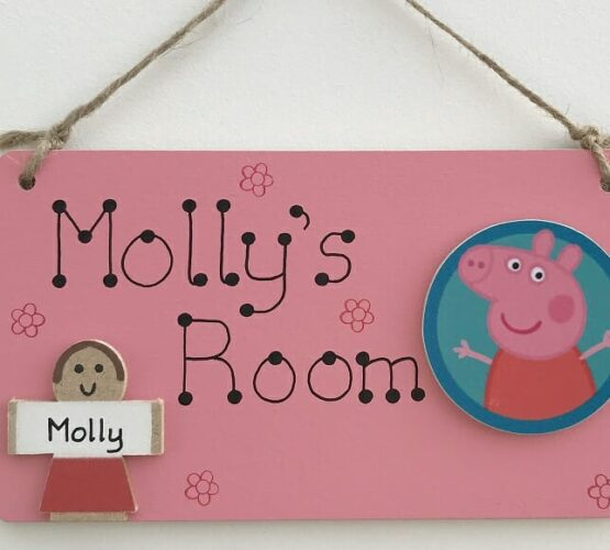 Girl's Room Sign