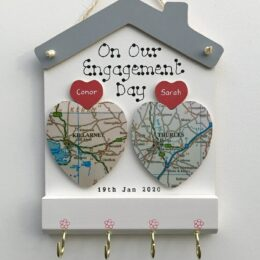 Engagement Map Keyholder