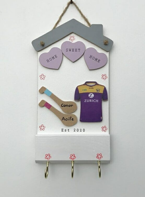 Hurley and Jersey KeyHolder