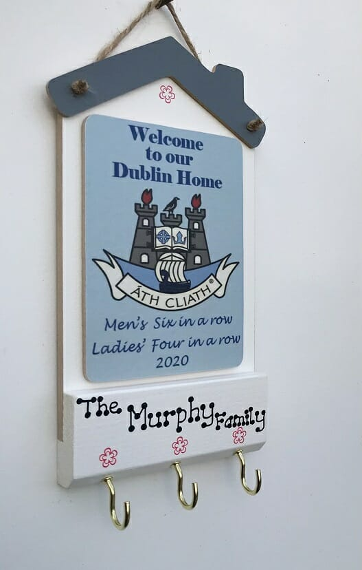 Dublin Home Keyholder